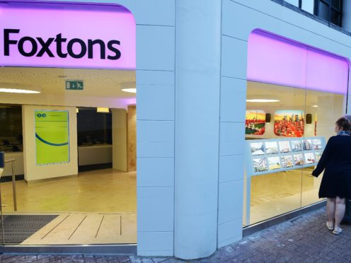 Foxtons has announced the appointment of Nigel Rich as its new chairman (John Stillwell/PA)