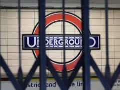 A man fell through the gap between a train and the platform at Waterloo Tube station before being trapped and crushed to death, an investigation has found (Anthony Devlin/PA)