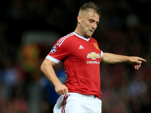 Manchester United's Luke Shaw suffered the injury in a Champions League game in 2015 (Nick Potts/PA).