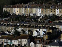 House prices increased by £44 per day on average in the six months leading up to August, according to Zoopla (Gareth Fuller/PA)