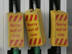 The head of the AA has said fuel shortages should pass in a matter of days (Phil Noble)