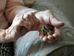 Around one in five women pensioners is living in poverty, according to Age UK (Kirsty O'Connor/PA)