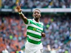 Moussa Dembele could miss a return to Ibrox (Jeff Holmes/PA)