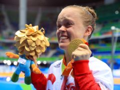 Ellie Simmonds has retired from swimming (Adam Davy/PA)