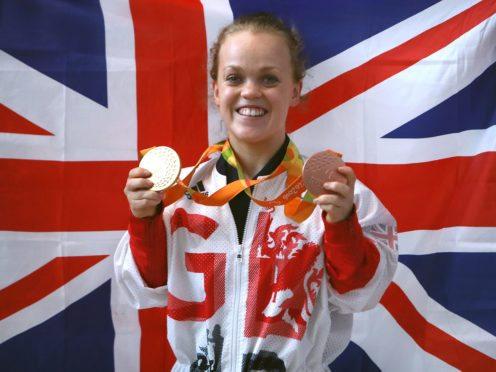 Ellie Simmonds' four Paralympic Games have brought her eight medals, including five golds (Steve Parsons/PA)