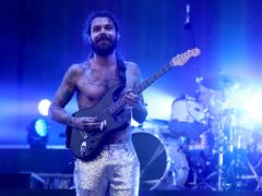 Biffy Clyro are one of the bands nominated for the Scottish Album of the Year award (Andrew Milligan/PA)