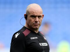 England's new forwards coach Richard Cockerill, pictured, says he is happy to take orders from Eddie Jones (Simon Cooper/PA)