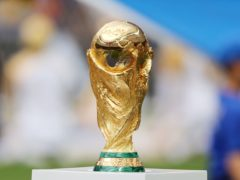UEFA has 'grave concerns' over proposals to hold the World Cup every two years (Owen Humphreys/PA).