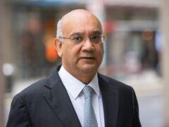 Former MP Keith Vaz bullied a member of parliamentary staff (Dominic Lipinski/PA)