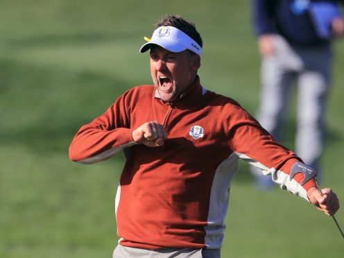 """Ian Poulter admits it will take """"extra special"""" golf to win the Ryder Cup at Whistling Straits (Gareth Fuller/PA)"""