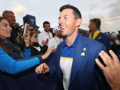Rory McIlroy is set for a big week (David Davies/PA)