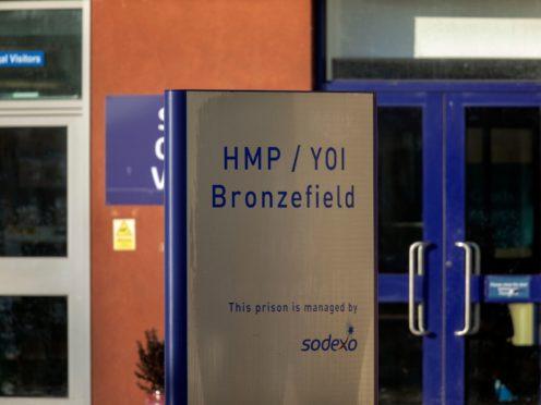 Undated photo of HMP Bronzefield, in Ashford, Surrey. (Steve Parsons/PA)
