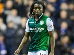 Stephane Omeonga is back in Scottish football (Jeff Holmes/PA)