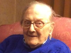 Second World War veteran Peter Gouldstone, 98, who died after he was injured during a violent robbery at his north London home in November 2018. (Metropolitan Police/PA)
