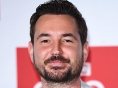 Martin Compston will voice the adverts (Ian West/PA)