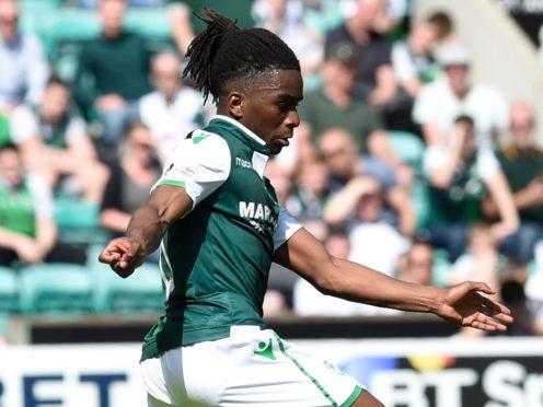 Stephane Omeonga could make his Livingston debut (Ian Rutherford/PA)