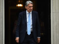 Former chancellor Philip Hammond (Kirsty O'Connor/PA)