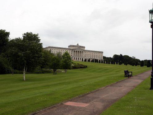 General View of Parliament Buildings at Stormont, Belfast (Paul Faith/PA)