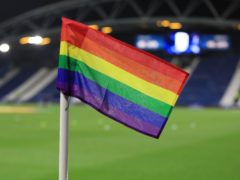 Rio Ferdinand says he encouraged a male footballer to go public about their homosexuality (Mike Egerton/PA)