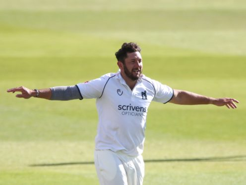 Tim Bresnan finished with six catches in the innings at first slip in Warwickshire's win at Yorkshire (Nick Potts/PA)
