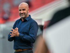 Lyon boss Peter Bosz is ready for Rangers (Sascha Schuermann/PA)