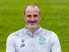 Assistant boss John Potter has played down talk of any mentality issues within the Hibs squad (Alan Rennie/PA)