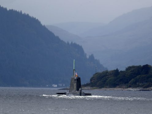 The Australian navy will acquire for the first time a fleet of nuclear-powered submarines (PA)