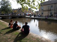 Bourton-on-the-Water, Cotswolds (PA)