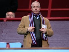 Randy Lerner spent a decade in control of Aston Villa (Nick Potts/PA)
