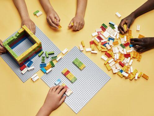 Lego has seen sales soar (LEGO Foundation/PA)