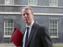 Scottish Secretary Alister Jack was asked about the planned end of the Universal Cridit uplift (Yui Mok/PA)