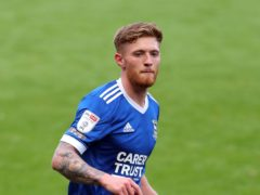 Teddy Bishop could miss the game against Rotherham (Richard Sellers/PA)