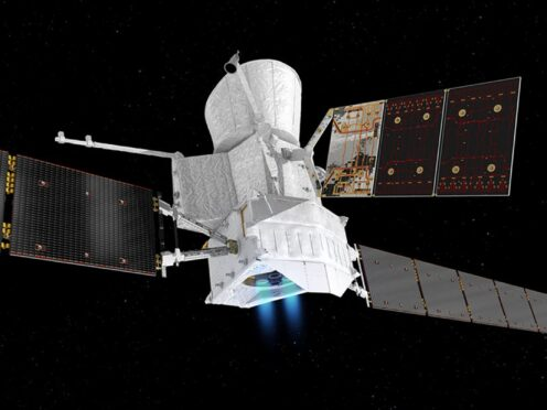 BepiColombo will come within just 124 miles of the planet (ESA/ATG medialab/PA)
