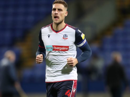 Scunthorpe defender George Taft will be assessed (Martin Rickett/PA)