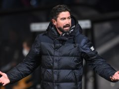 Barnet manager Harry Kewell was sent to the stands (Joe Giddens/PA)