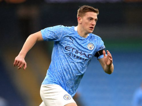 Academy players like Liam Delap will get a chance to impress when Manchester City host Wycombe in the Carabao Cup on Tuesday night (Mike Egerton/PA)