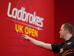 Entain owns Ladbrokes and Coral. (Zac Goodwin/PA)