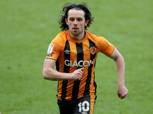 George Honeyman is set to return from injury for Hull (Richard Sellers/PA)
