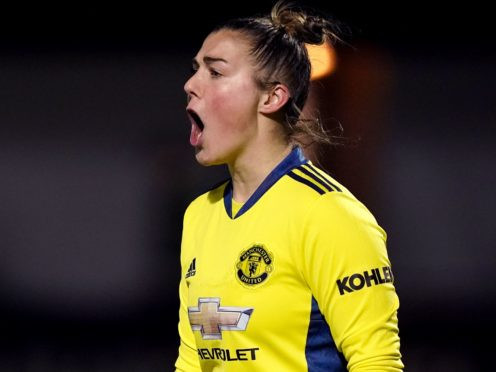 Manchester United goalkeeper Mary Earps has had to be patient in her quest for an England recall (John Walton/PA)