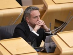 Alex Cole-Hamilton said he regrets being part of the committee (Jane Barlow/PA)