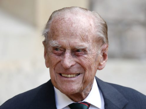 The Duke of Edinburgh will be remembered by members of the royal family in a new BBC tribute programme (Adrian Dennis/PA)