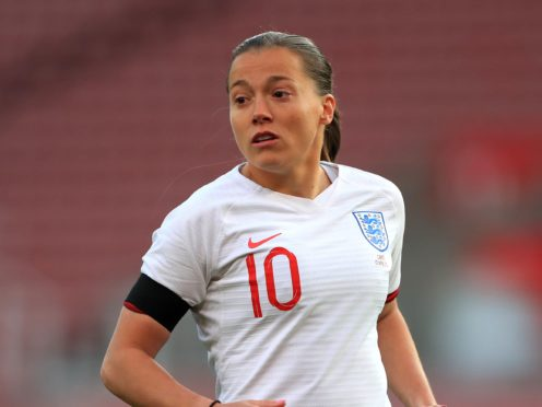 Sarina Wiegman has said a decision would be made on Fran Kirby after training on Thursday (Mike Egerton/PA).