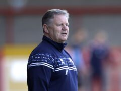 John Yems is being forced to deal with several injury concerns ahead of their clash against Bradford (Steve Paston/PA)