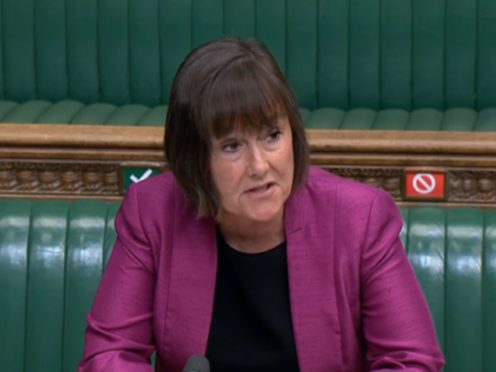 Jo Stevens has hit out at Yorkshire (House of Commons/PA)