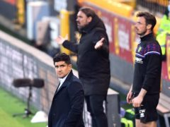 Watford manager Xisco Munoz got the better of Norwich City counterpart Daniel Farke on two occasions last season (Joe Giddens/PA)