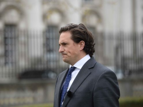 Ex-veterans minister Johnny Mercer has criticised the MoD (Mark Marlow/PA)