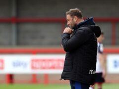 Ian Evatt said his side were ruthless (Gareth Fuller/PA)