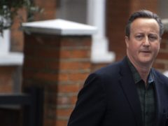 The review was ordered after former PM David Cameron lobbied on behalf of Greensill Capital (Victoria Jones/PA)