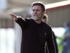 Graham Alexander's Motherwell face the champions on Sunday (Andrew Milligan/PA)