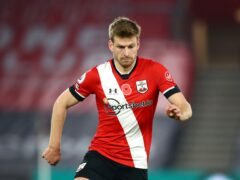 Southampton midfielder Stuart Armstrong could make his return from injury against Chelsea on Saturday (Michael Steele/PA)